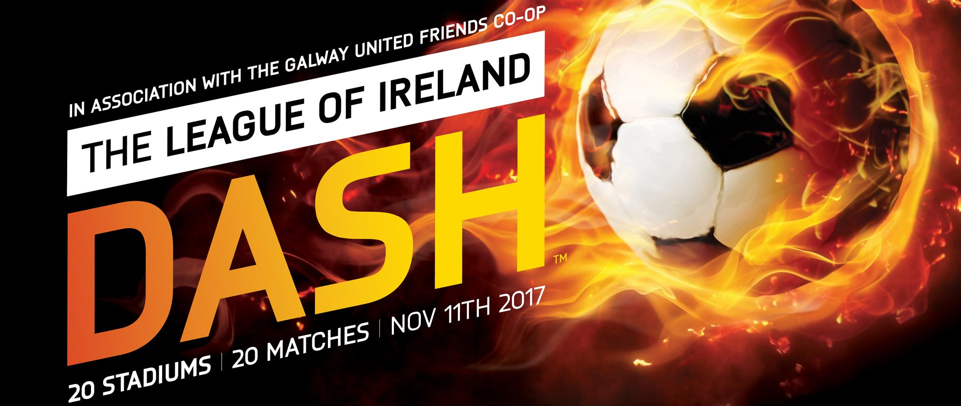 The League of Ireland Dash