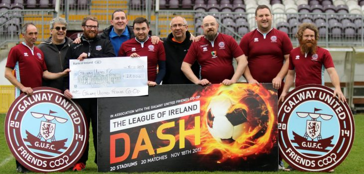 League of Ireland Dash